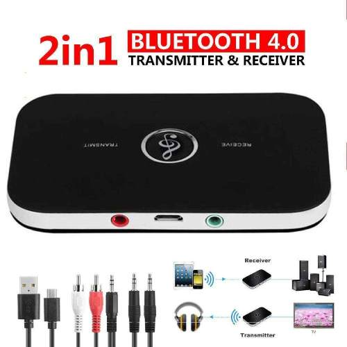 small resolution of yuero 2 in 1 bluetooth 4 0 transmitter receiver wireless 3 5mm adapter home