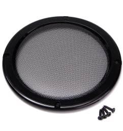 6 5 inch protective car speaker amplifier cover net decorative circle metal mesh [ 1200 x 1200 Pixel ]