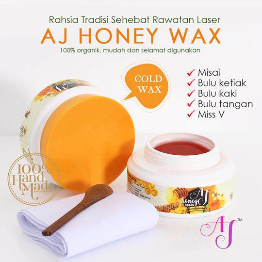 Clean And Smooth Hair Removal Honey Wax Cold Gel