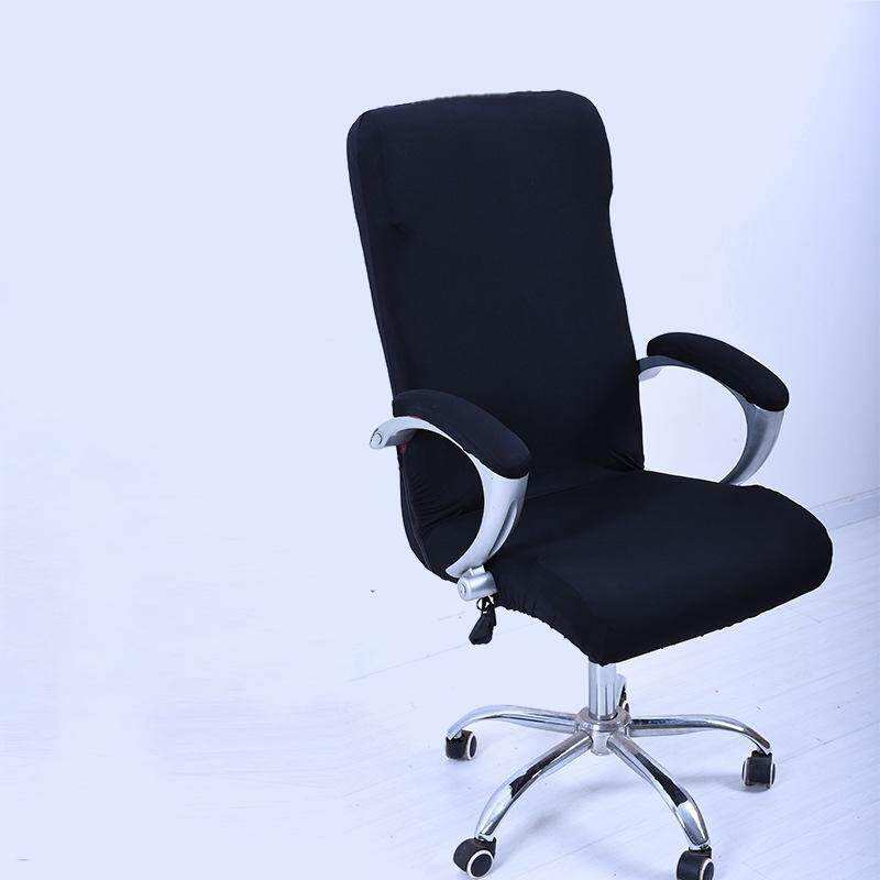 office chair not revolving tall for standing desk home chairs buy at best price s spandex cover slipcover armrest computer seat stool swivel elastic