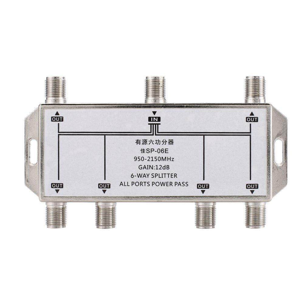 hight resolution of 1 x satellite signal splitter note this item comes without retail box but we will pack it well before shipping