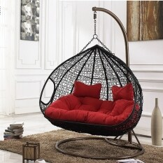 swing chair with stand malaysia best dxracer outdoor furniture for the price in