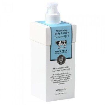 Beauty Buffet Scentio Milk Plus Whitening Q10 Body Lotion 400ml -Product of Thai | Lazada Malaysia