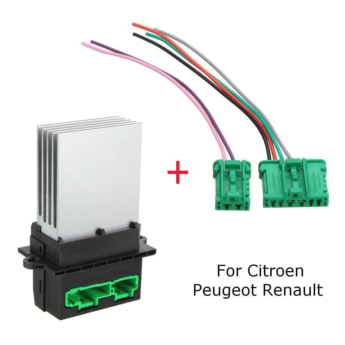 hight resolution of product details of heater resistor 2 plug wiring harness repair loom for citroen peugeot renault