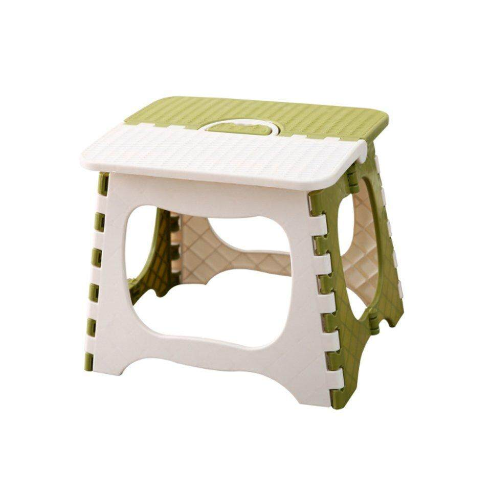 Small Stool Chair Best Sellers Folding Step Stool Foldable Plastic Portable Small Stool Chair Bench