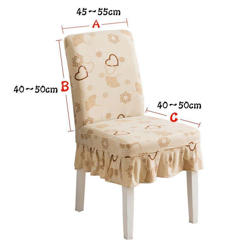 dining chair covers aliexpress amish glider rocking for home daksh sew parsons image of slipcovers design