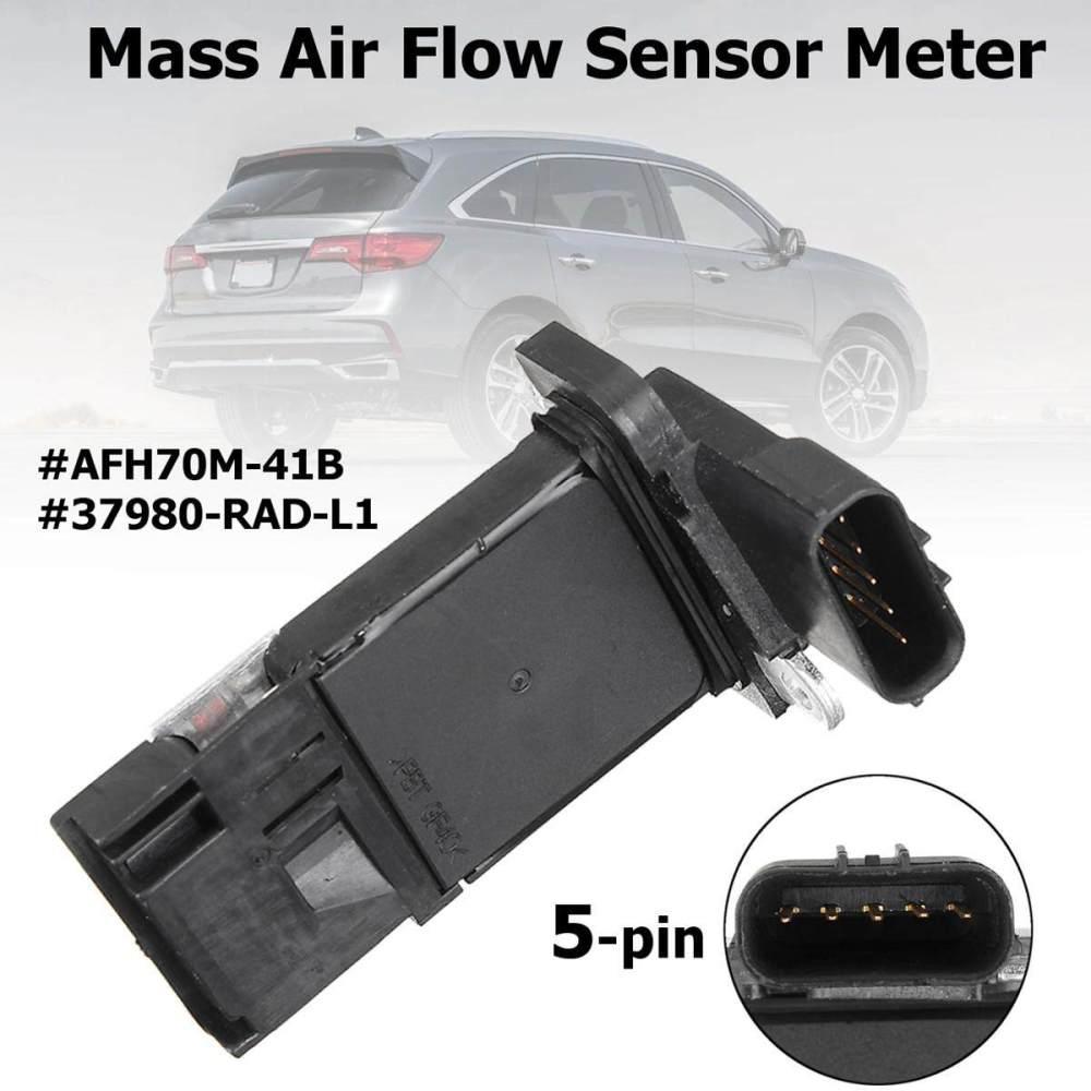 medium resolution of afh70m 41b mass air flow sensor meter maf for acura mdx rlx honda accord