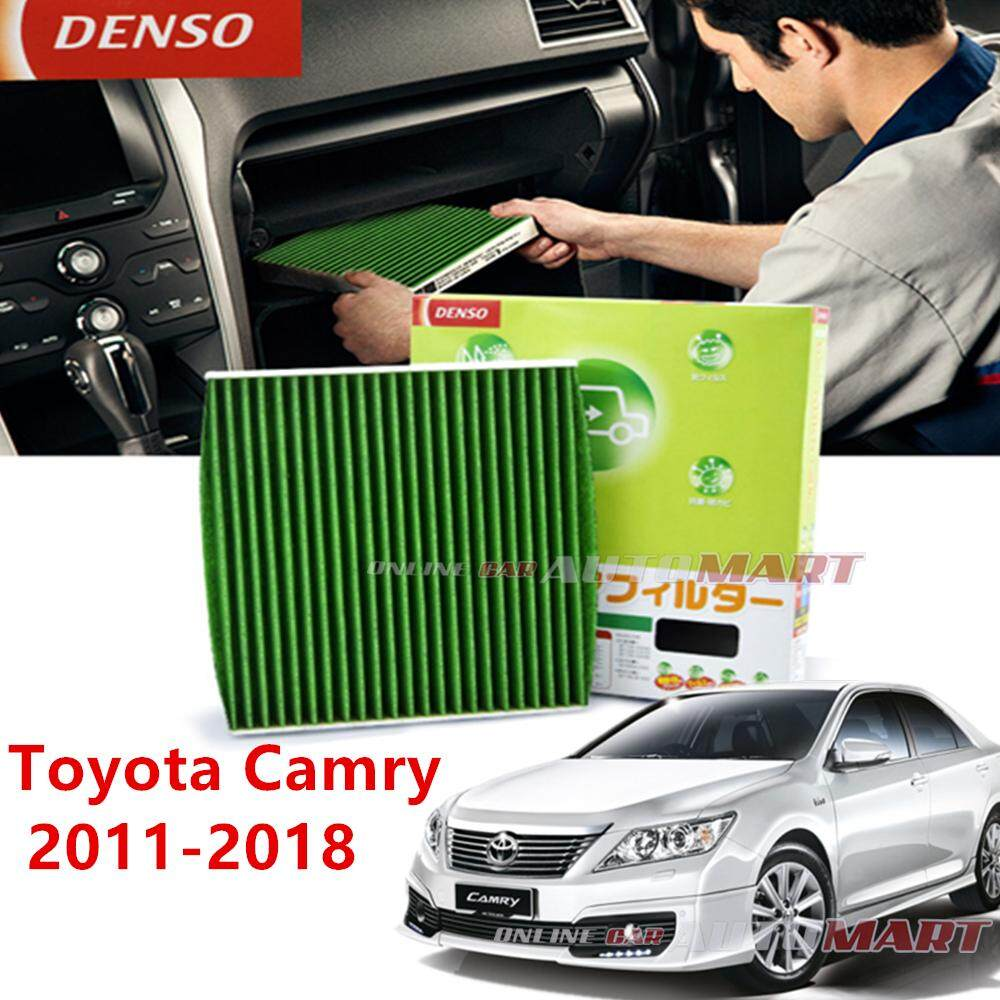 hight resolution of denso cabin air filters air conditioner filter dcc 1009 for toyota camry yr