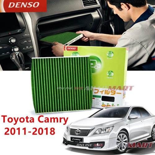 small resolution of denso cabin air filters air conditioner filter dcc 1009 for toyota camry yr