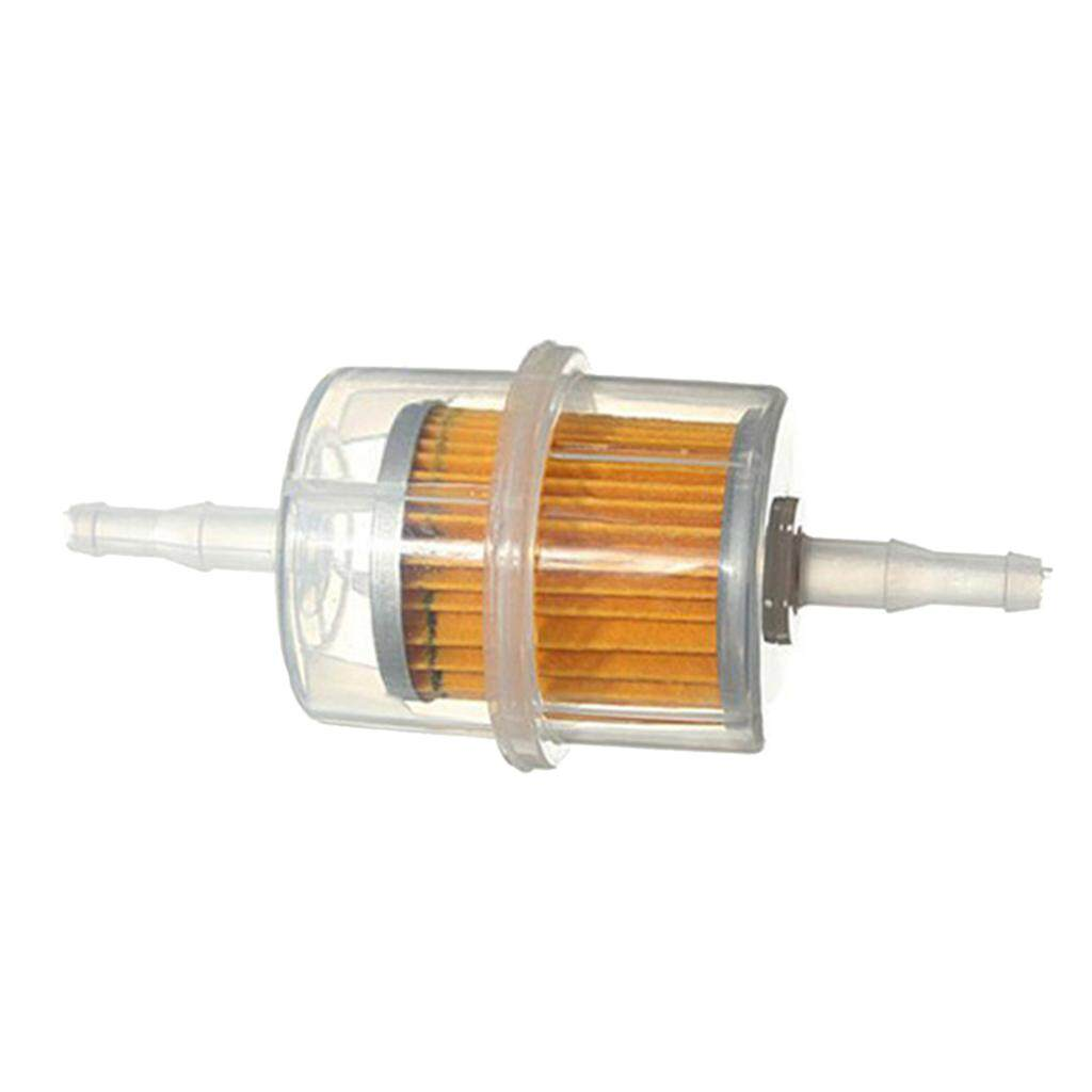 hight resolution of miracle shining car auto motorcycle inline petrol fuel filter fits 6mm 8mm pipe hose