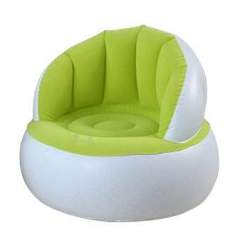 beanless sofa air chair sofas with chaise on one end ราคาถ กท ส ด flameer kids inflatable bag inflating couch stool seat green shock sale ม เพ ยง 467 95