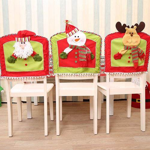 where to buy chair covers in the philippines hammock swing stand canada christmas decorations for sale holiday prices brands 3pcs lot 47 46cm three dimensional doll of cover set