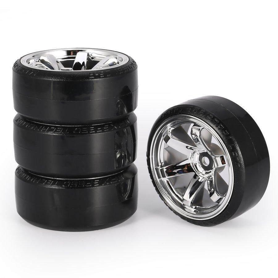 medium resolution of pkpns 4pcs rc drift tires set for 1 10 traxxas hsp tamiya on road