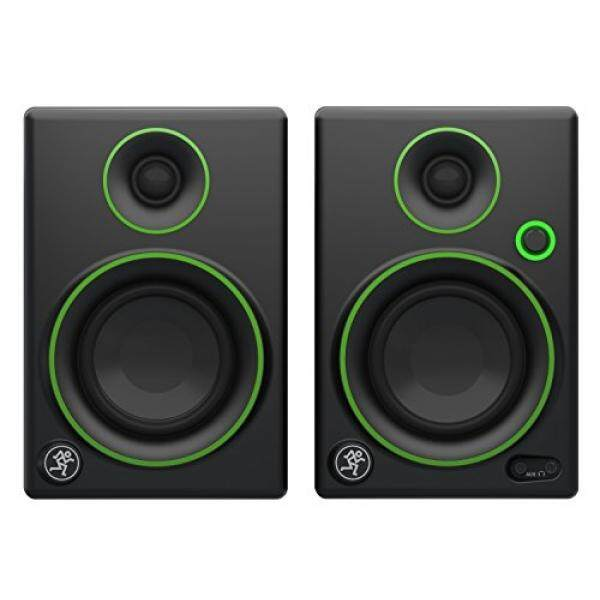 Mackie CR3 CR Series 3 Creative Reference Multimedia Monitors , Black, 3 - intl