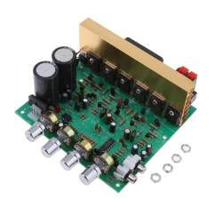 100w Subwoofer Amplifier Circuit Diagram Honeywell Rth9580wf Wiring Audio For Sale Av Receiver Prices Brands Specs In Miracle Shining New Board Amplifiers Diy Module 200w 2 1 Channel