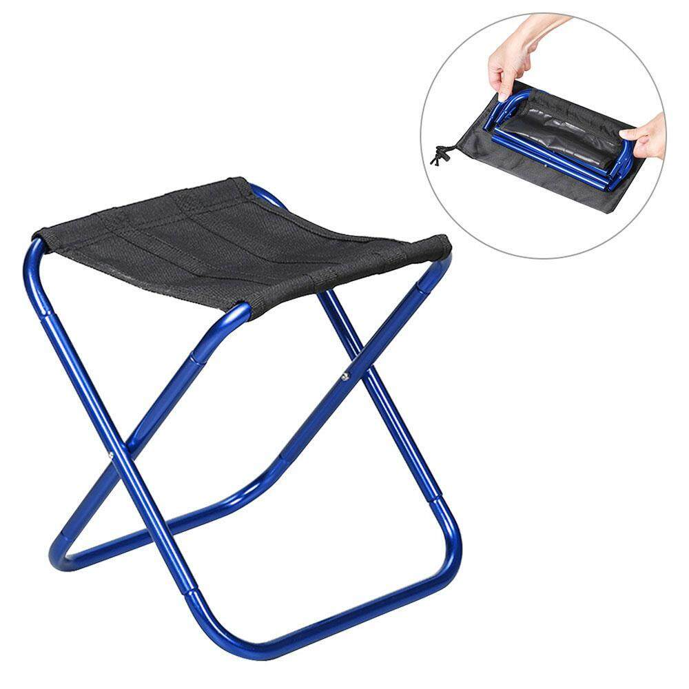 fishing chair singapore wheel battery camping hiking furniture buy at best untiemall portable folding durable compact ultralight stool seat with a carry bag for