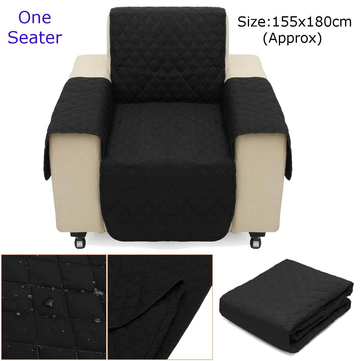 2 seat reclining sofa cover gus reviews buy slipcovers furniture couch lazada sg removable quilted slipcover pet protector w strap 1 3 seater