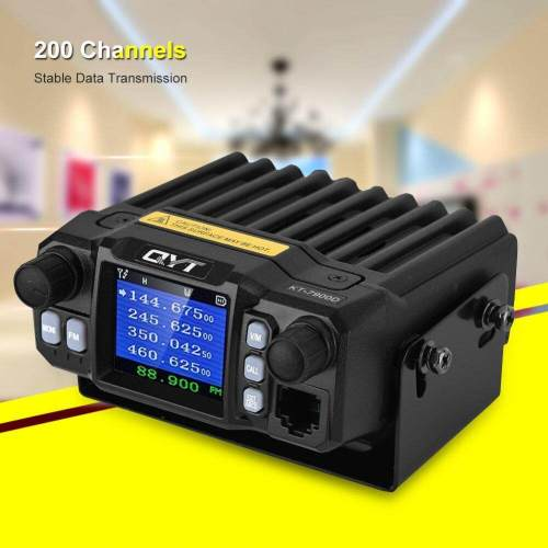 small resolution of stable frequency car walkie talkie 200 channels 5 50km distance mobile radio cb transceiver