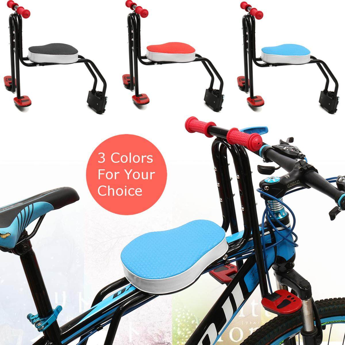 Chair Bike Safety Stable Baby Child Kids Bicycle Bike Front Seat Chair Carrier Sport Seats