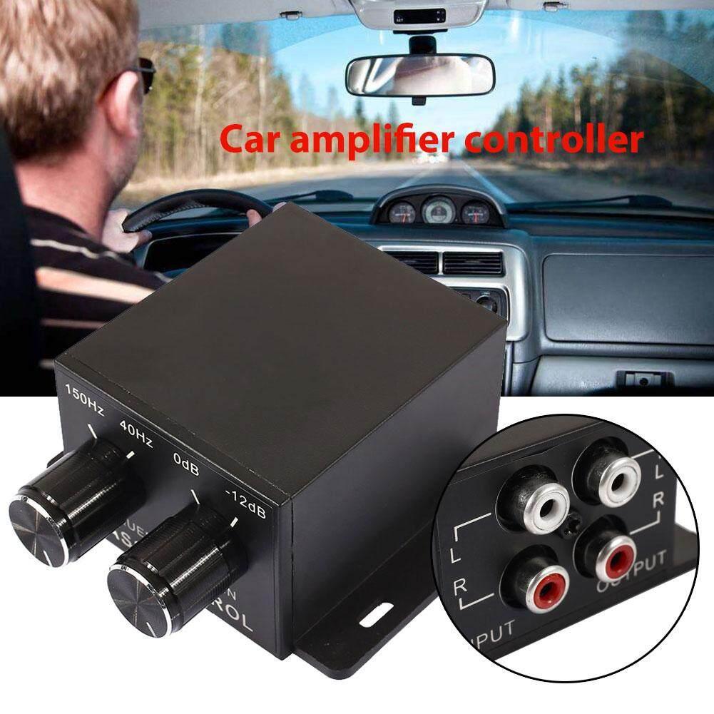 hight resolution of equalizer amplifier controller universal volume control subwoofer