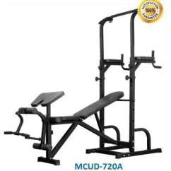 Gym Bench Press Chair Best Video Game Chairs Features Sellincost Foldable Sit Up Dumbbell With Multifunction Chin Pull Dip Weightlifting Station Weight Lifting Preacher