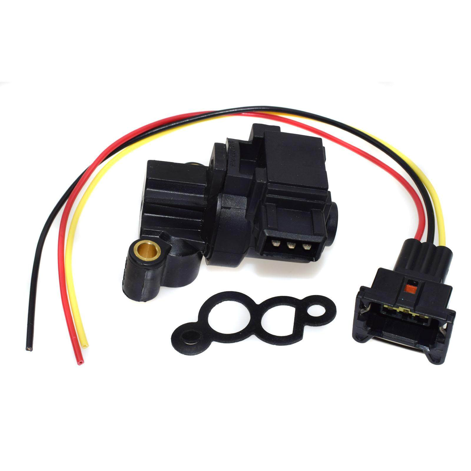 hight resolution of new idle air control valve iac with wire connector set 0280140575 for bmw 318i 318is 318ti