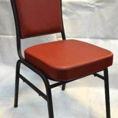 Banquet Chair Covers Malaysia Metal Folding Chairs In Bulk Black Frame Easily Cleaned Maroon Pu Seat Cover