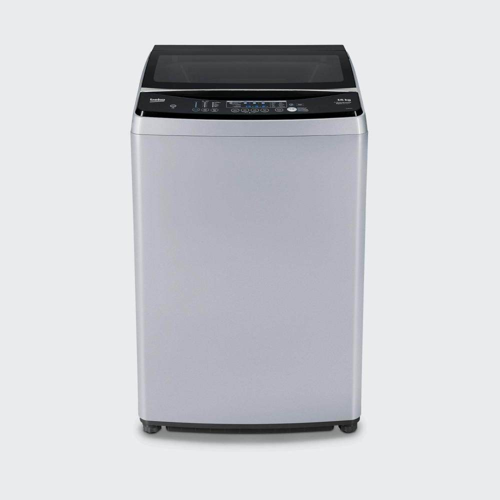medium resolution of beko made in europe 18kg direct drive led display stainless steel top load washer
