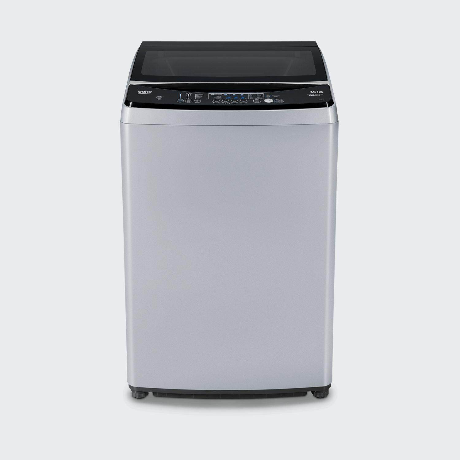 hight resolution of beko made in europe 18kg direct drive led display stainless steel top load washer