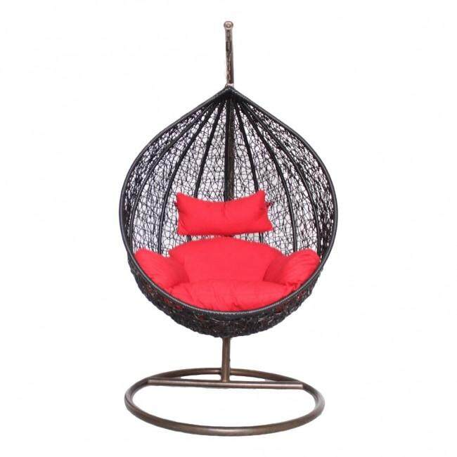 swing chair with stand malaysia round pads home outdoor furniture buy at best price in seating