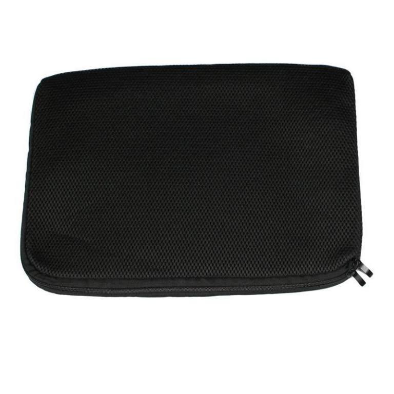 Sodial (R) 15 15.4, 15.6 Inch Jala Hitam Notebook Sarung Laptop Case Tas untuk Paviliun HP G6 DV6-Intl