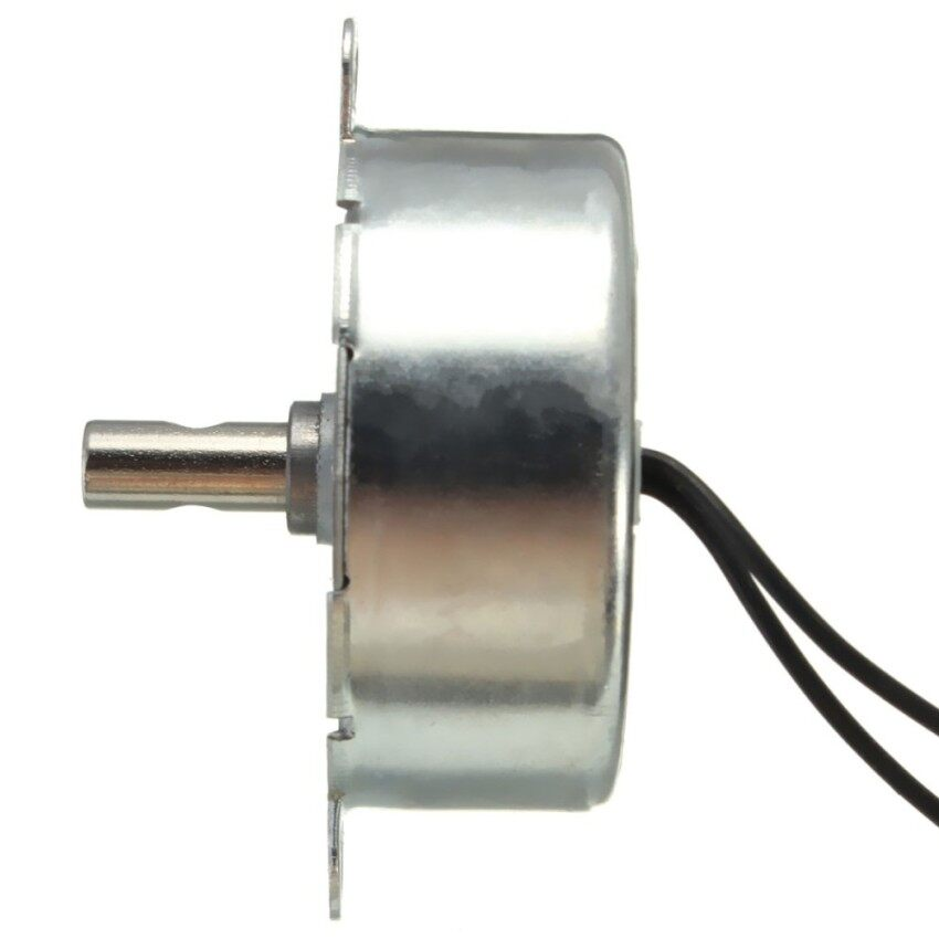 Micro Oven AC 220 V-240 V 4 W 5/6 Rpm 50/60Hz CW CCW Kecil Gearsynchronous Motor-Intl
