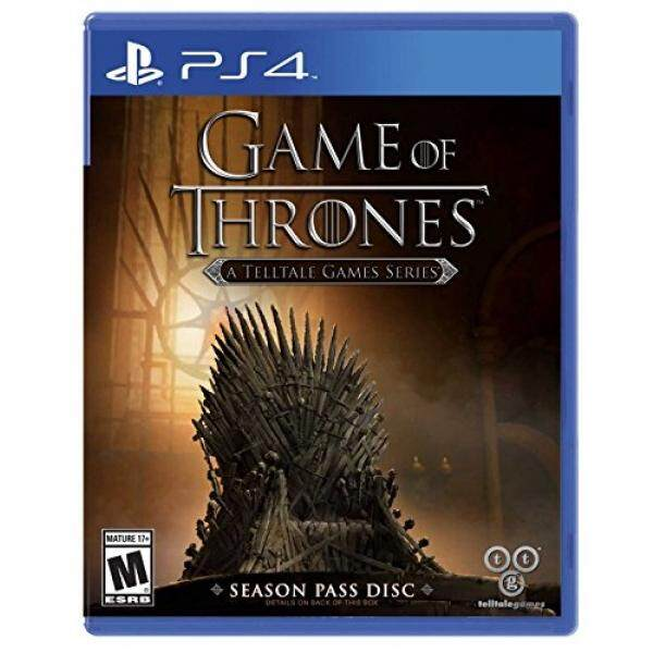 Game of Thrones - A Telltale Games Series - PlayStation 4 - intl