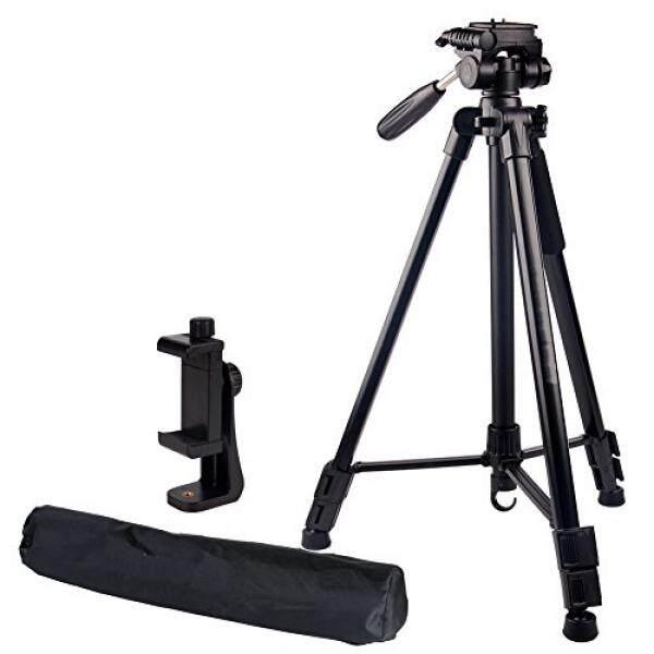 Perjalanan Kamera Tripod (Aluminium 63