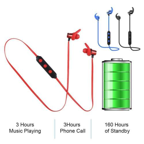 small resolution of other gadgets noise cancelling sports bluetooth headset sports sports headphone red blue metal