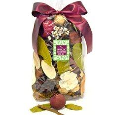 Manu Home Pomegranate Apple Potpourri 12 Oz Bag Filled With The Fresh Scent Of Our Exclusive Fragrance Made Beautiful Natural