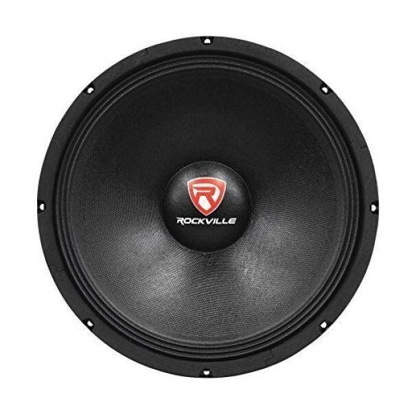 Rockville RVP15W8 1000 Watt 15 Raw DJ Subwoofer 8 Ohm Sub Woofer51OZ Magnet - intl