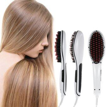 hot sale professional automatic straightening irons b with lcd display electric straight hair