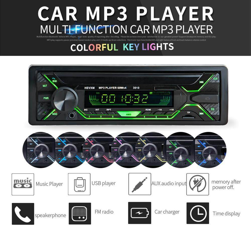 audio grand new avanza veloz matic car for sale sound system online brands prices rodeal colorful bluetooth stereo single din 12v fm receiver with remote control in