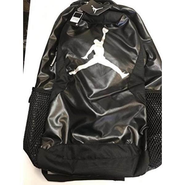Nike PREMIUM Ransel JORDAN Jumpman Laptop Tas Buku Olahraga Bola Keranjang Anak-anak Ransel-Internasional