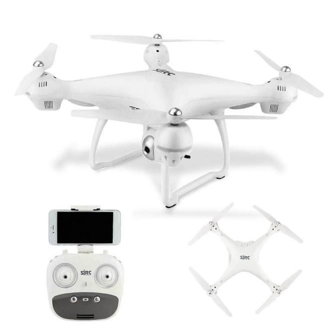 FPV RC Drone with Camera Live Video and GPS Return Home Quadcop - intl