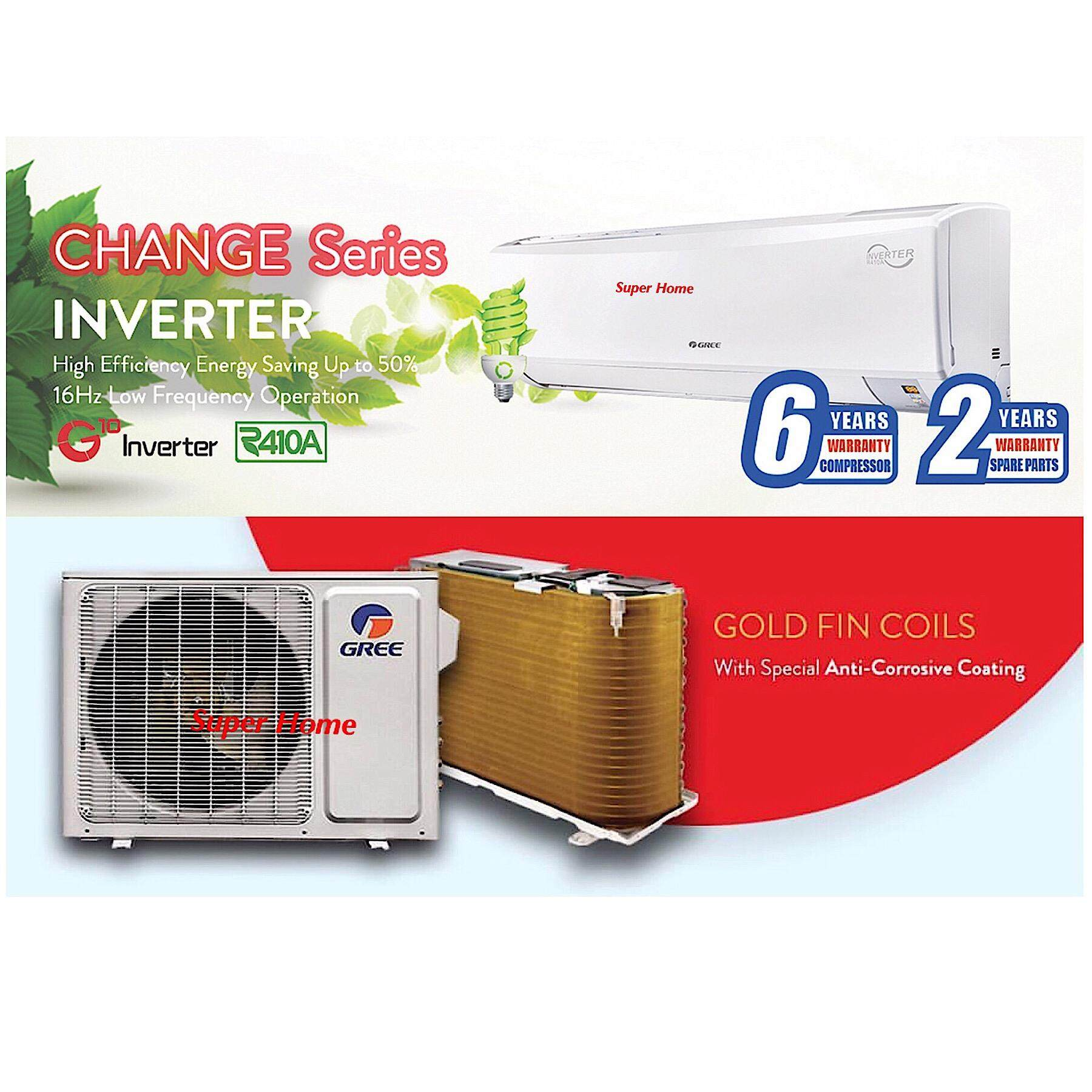 American Home Air Conditioner 5hp