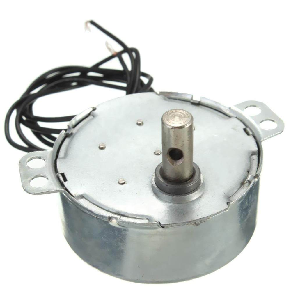 medium resolution of 220 240vac 4w black dual wires 2 5 3rpm min synchronous motor for micro