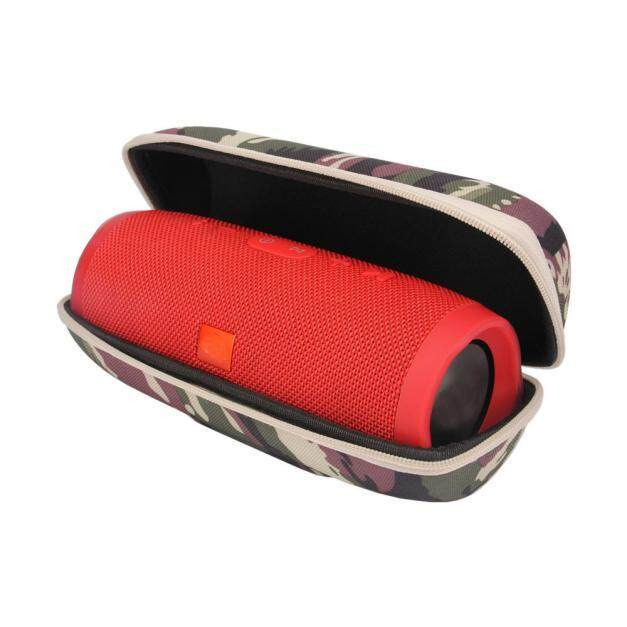 EVA Travel Carry Case Hard Zipper Pouch Bag For JBL Charge 3 Bluetooth Speaker C honioer - intl