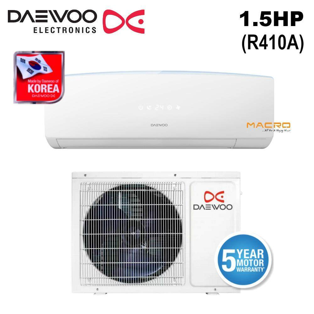 hight resolution of daewoo dsb f1285el e2 air conditioner 1 5hp wall aircond