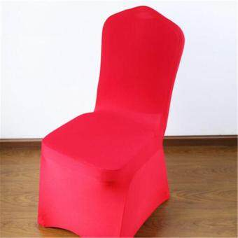 banquet chair covers for sale malaysia desk kohls how to buy stretch soft stool seat cover dining hotel 10pcs wedding spandex party room decor