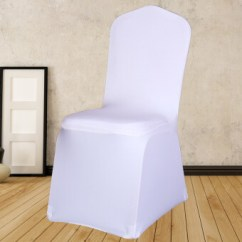 Banquet Chair Covers For Sale Malaysia Table And Chairs Garden Asda How To Buy Stretch Soft Stool Seat Cover Dining Hotel Restaurant Sets Wedding Piece White
