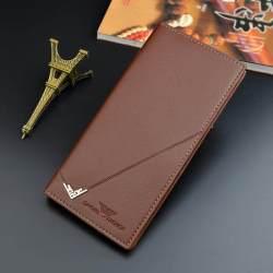 Dompet Multi Kartu Kapasitas Besar Dompet Fesyen Kapasitas Besar Dompet Multi Kartu Dompet Lembut Bagian Vertikal Panjang Tipis 30%