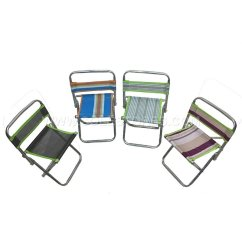 Fishing Chair Setup Stainless Steel Outdoor Portable Folding Stool Beach Camping Picnic 1 Unit Note Do Not Exceed The Maximum Load Capacity It Is Highly Recommended To Less Than 80kg For Longer Service Time 2 Iteam Color Pick Randomly