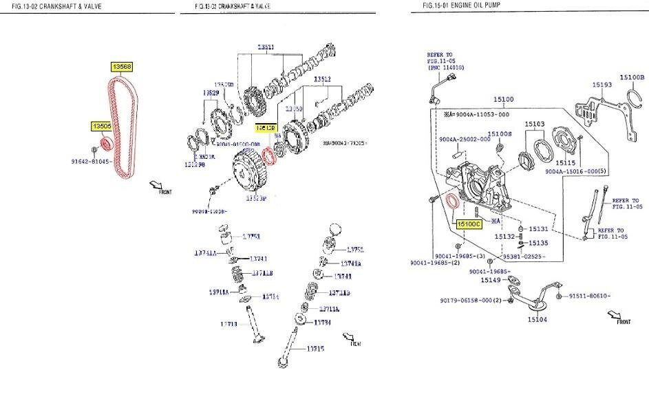 [DIAGRAM] Holden Viva Timing Belt Diagram FULL Version HD
